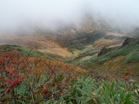 栗駒山山頂の紅葉-1.JPG